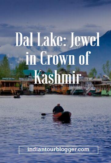 Location: Srinagar, The Dal Lake Jewel in Crown of Kashmir