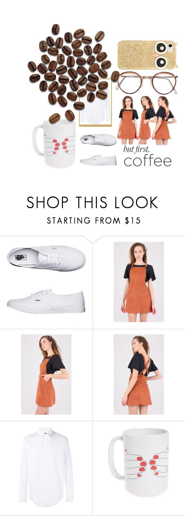 """"""".Coffee Mug.My Lover."""" by ritavideira1996 ❤ liked on Polyvore featuring Vans, Miss Truth, Gucci, iDecoz and Kate Spade"""