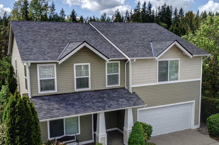 Best Vista™ – Midnight Black Roofing Roof Installation Roof 640 x 480