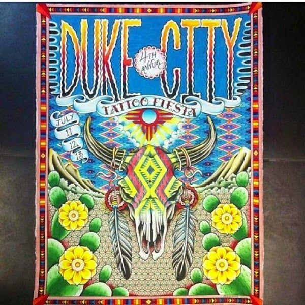 Tattoo & Ink: Duke City Tattoo Fiesta 2014