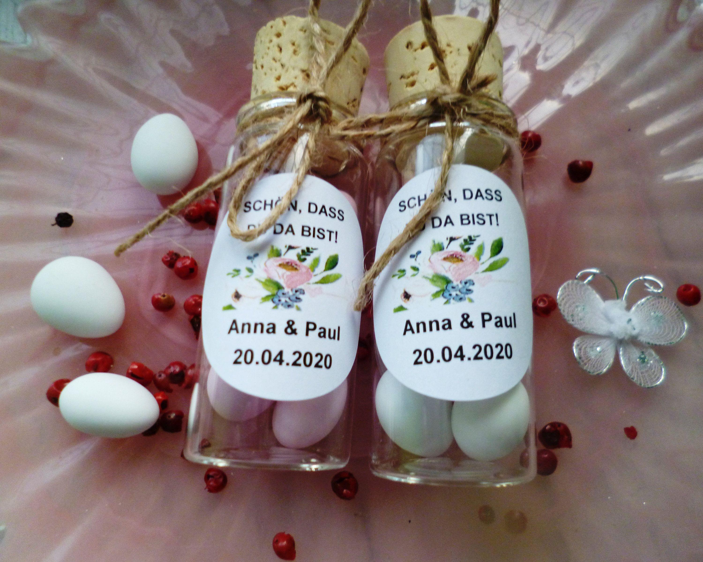 Gastgeschenk Mandeln Taufe Kommunion Hochzeit Baby Shower Geburtstag Geschenk In 2020 Communion Gifts Guest Gifts Christmas Bulbs
