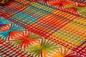 Além do filé, artesanato em palha de ouricuri e de taboa estão na nova coleção da Cantão (Foto: Michel Rios)