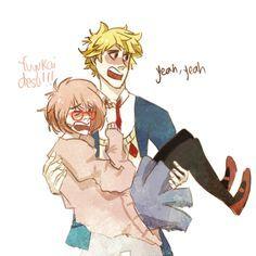 mirai and akihito