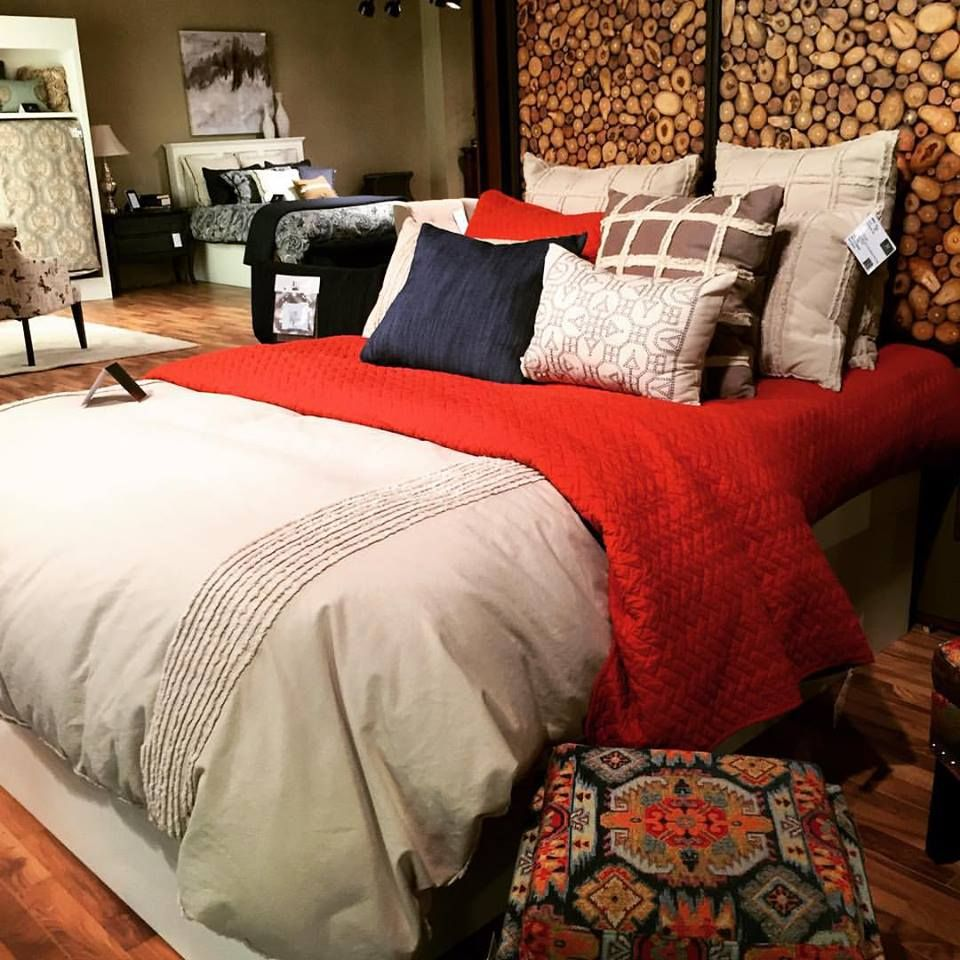 2015 Fall High Point Furniture Market - Bedding - Braden's Lifestyles Furniture - Home Décor - Home Interiors - Interior Design - The Design Center at Braden's - Braden's Lifestyles Furniture