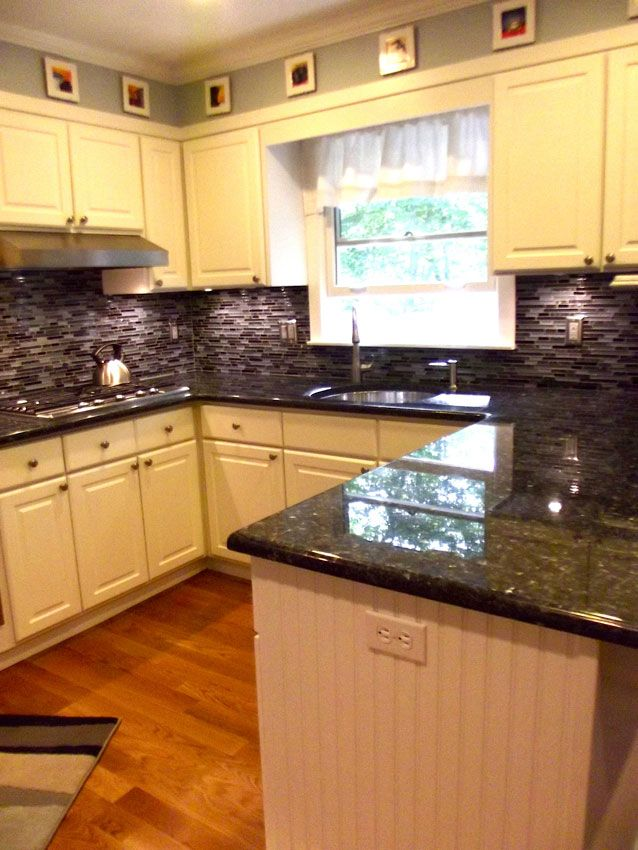 kitchen white blue countertops granite pearl cabinets l photos