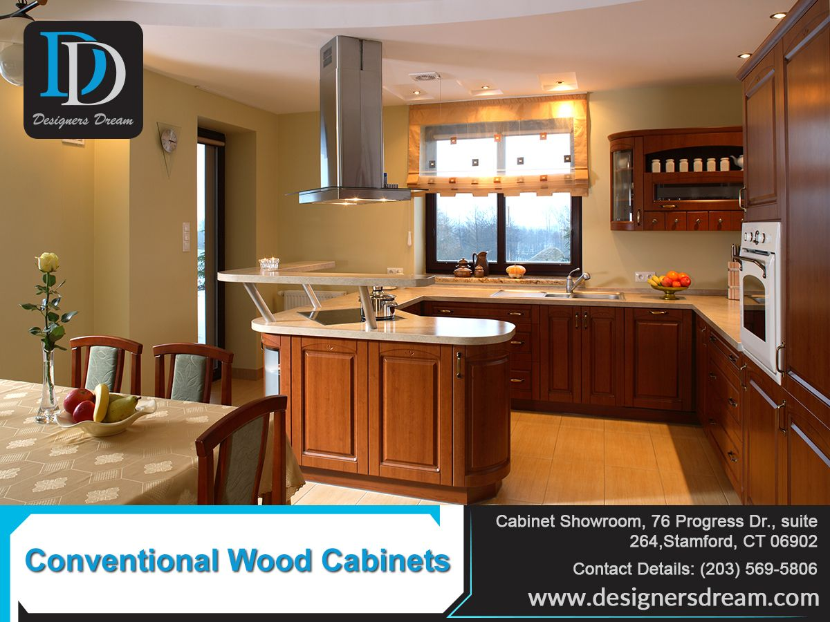 Update Your Kitchen And Save More Space With Conventional Wood Cabinets For Custom Cabinet Makers Choose Des Classic Kitchens Kitchen Colors Kitchen Pictures