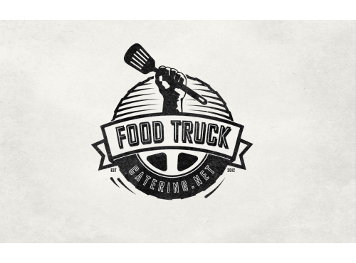 GOOD FOOD TRUCK Logo Design By Start Your Own Contest And Get Amazing Custom Logos Submitted Our Designers From All Over The World