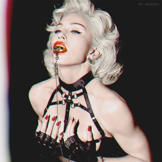 Limited Edition Rh Artwork Cover Wow Celebrities Madonna Music