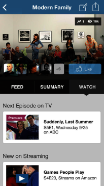 GetGlue is your app for TV & Movies. Discover what to watch now, keep up with your favorite shows and connect with fans.