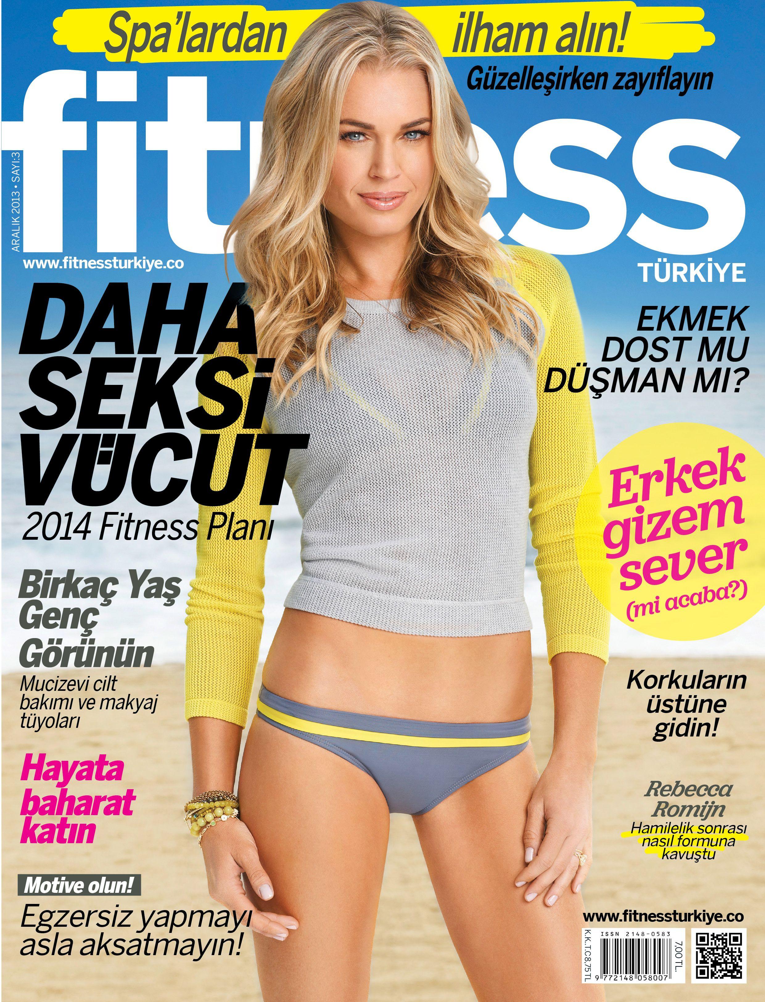 ABD Apnda Tam 7 Milyon 370 Bin Okuru Olan Fitness Magazine
