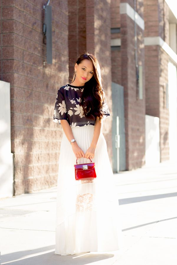 Formal Skirt And Top Outfits | Jill Dress