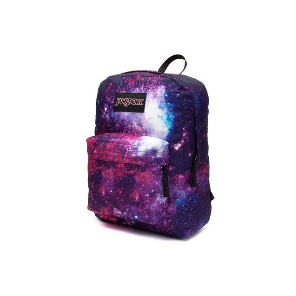 ea8535d59b7c JanSport Superbreak Galaxy Backpack ( 4