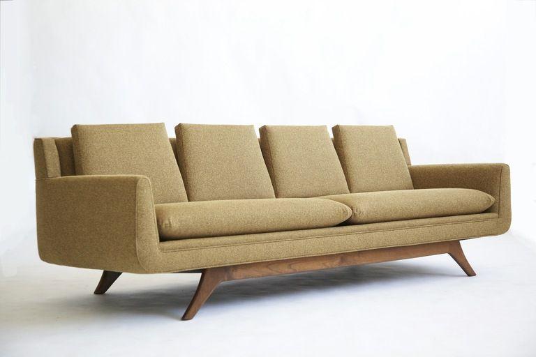 Adrian Pearsall for Craft Associates | Three seat sofa