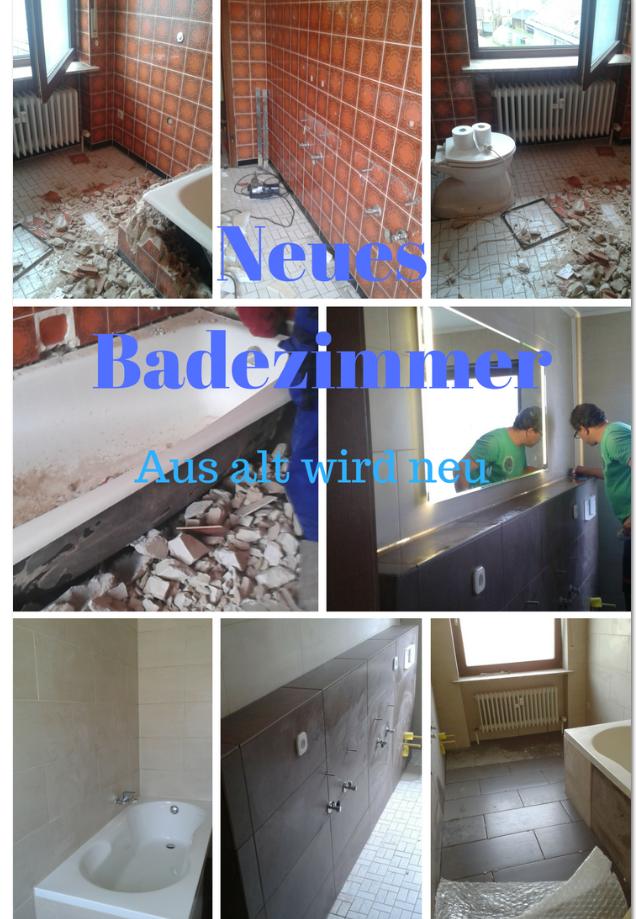 Der Weg zum neuen Badezimmer http://www.mytraveldiaryusa.de/category ...