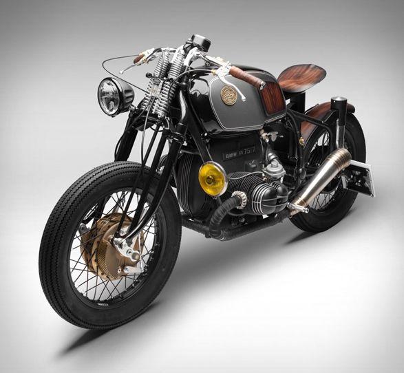 South garage bmw r75 5 motocicleta bicicleta y caf for Garage bmw chambery 73