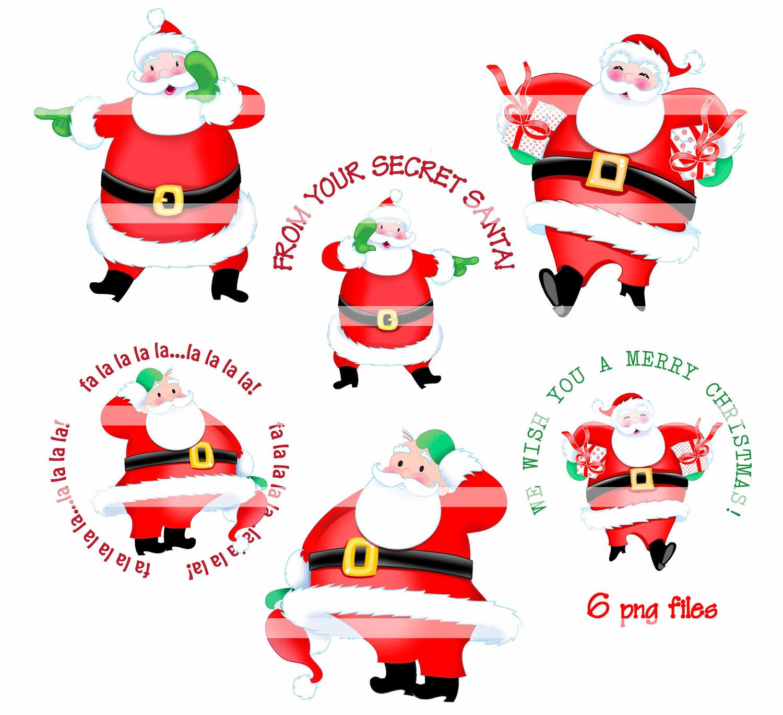 secret santa clip art christmas pinterest secret santa clip rh pinterest com Secret Santa Template Funny Secret Santa