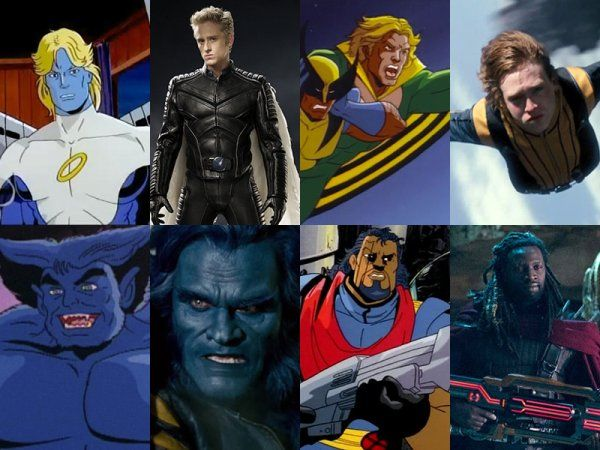 Infographic The Top 10 Most Underrated X Men Characters X Men Man Character Cartoon Character Costume