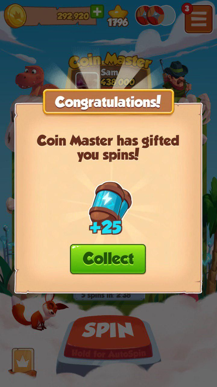 If youre looking coin master free spins no human