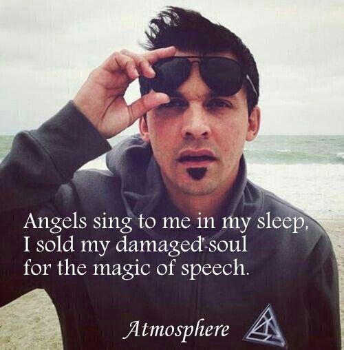 Atmosphere Lyrics, Atmosphere Quotes