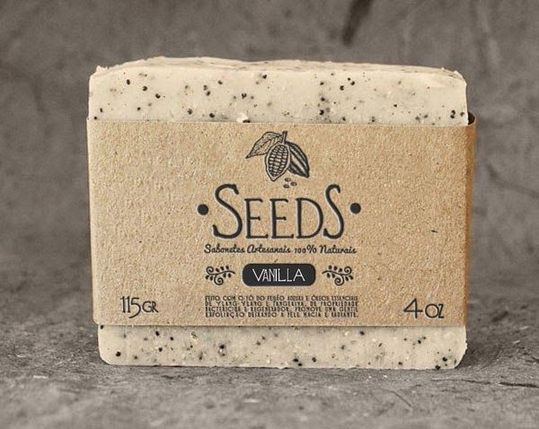 40 Creative Packaging Designs for Soap Bar - Jayce-o-Yesta | Search by Muzli
