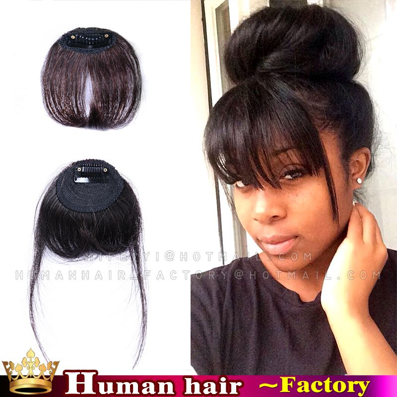 Yaay Clip On Bangs Front Hair Styles Fringe Hairstyles Hair Pieces