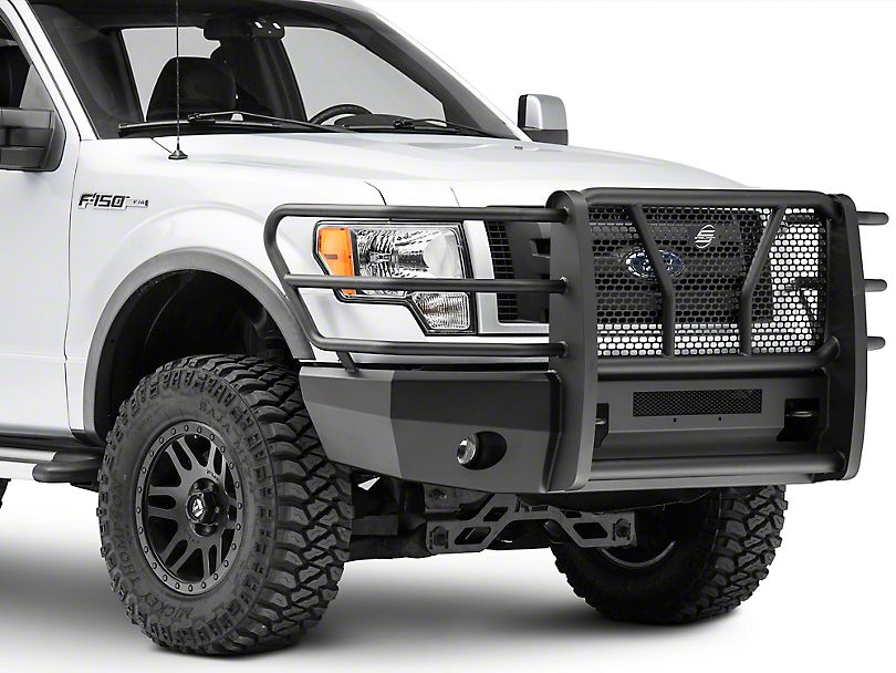 F 150 Hd Elevation Front Bumper 09 14 F 150 Excluding Raptor F150 Accessories Ford F150 Accessories Bumpers