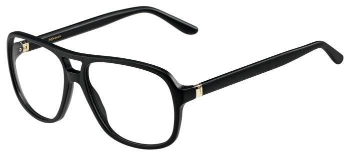 lunettes de vue pour homme yves saint laurent ysl 2347 de. Black Bedroom Furniture Sets. Home Design Ideas