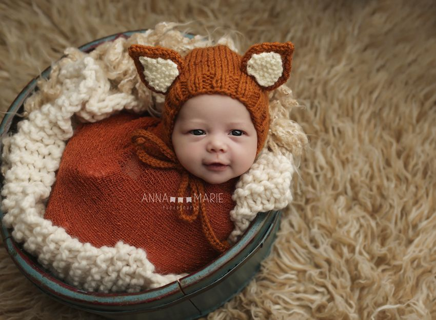 Kansas city newborn photographer anna marie photography