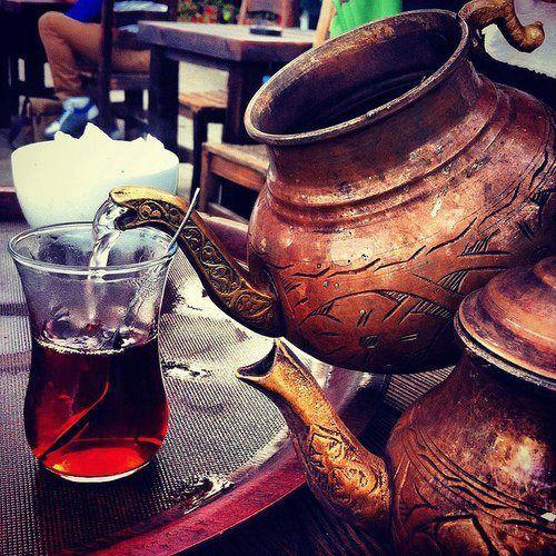 Recent Turkish Lessons - Turkish Tea Time