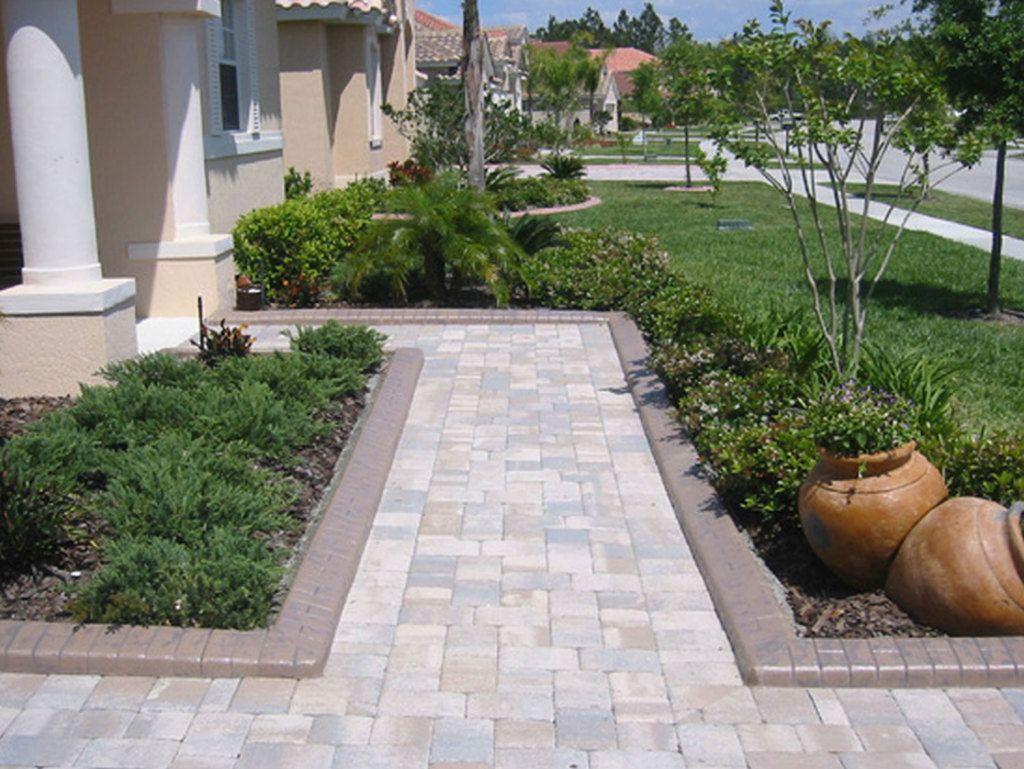 Idee di pavimenti in pietra per esterni e giardini pavimenti