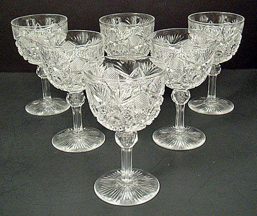 Antique Crystal Glware Best 2000 Decor Ideas