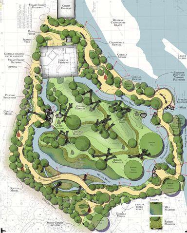 Jones Jones Architecture And Landscape Architecture Seattle Zoo Architecture Zoo Map Landscape