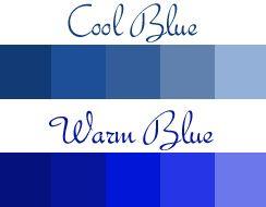 Elegant Blue Colors Images