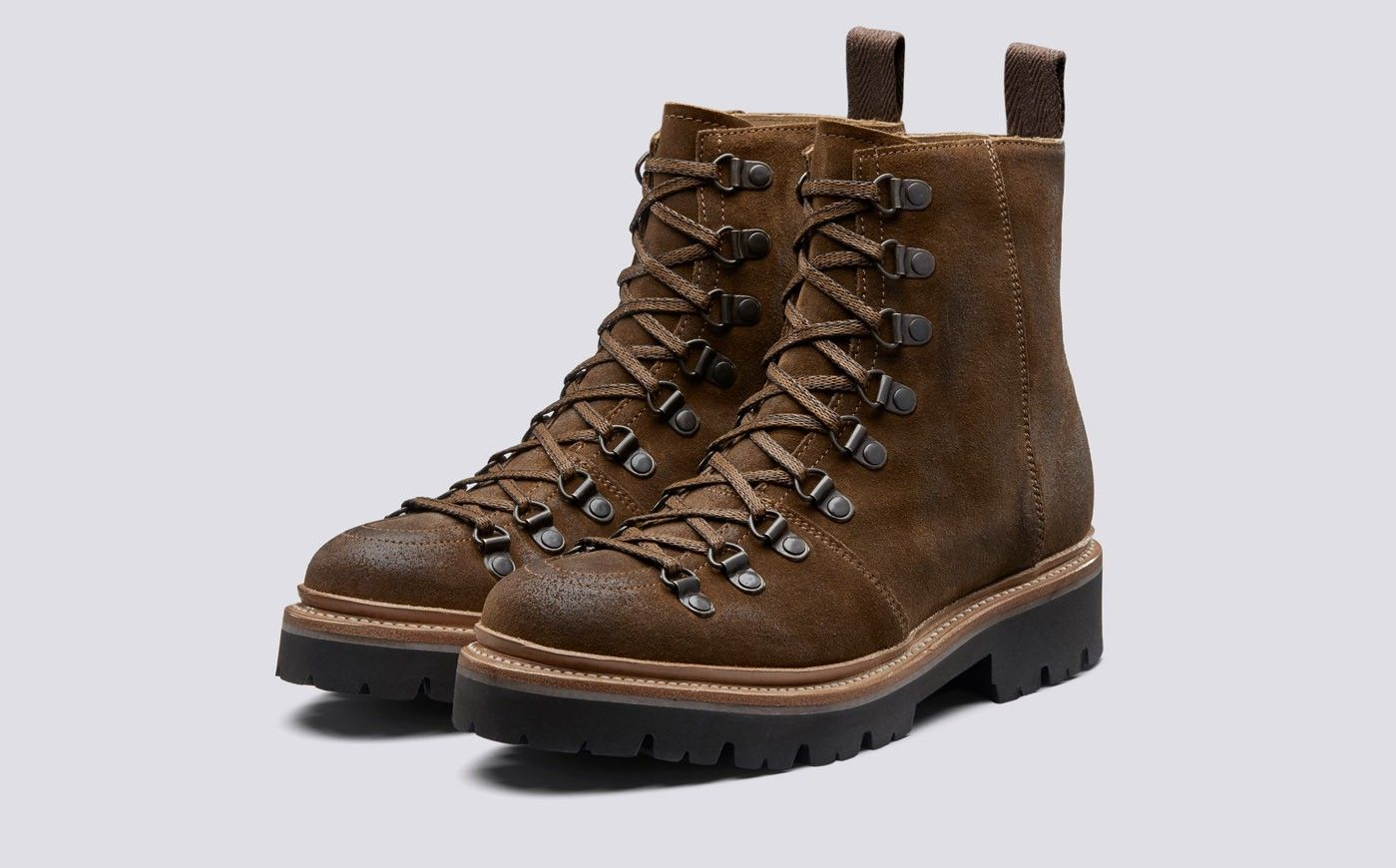 daacdfac03c Nanette in 2019 | hiking | Grenson shoes, Boots, Hiking Boots