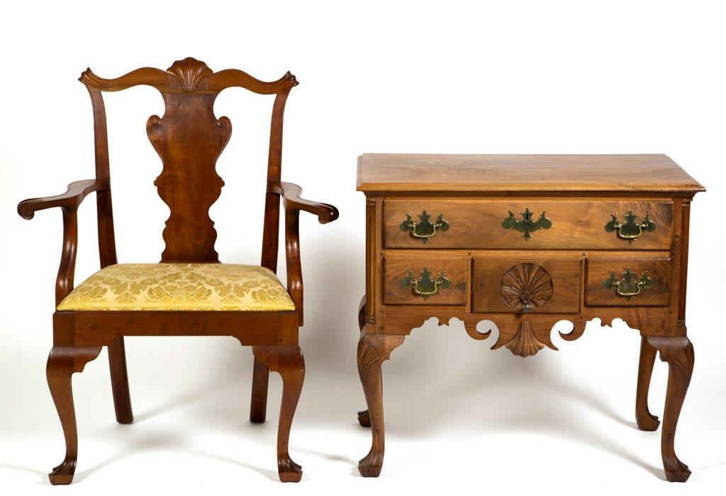 Ordinaire Custom Furniture, Including Examples By David Ray Pine (Shenandoah Valley  Of Virginia)