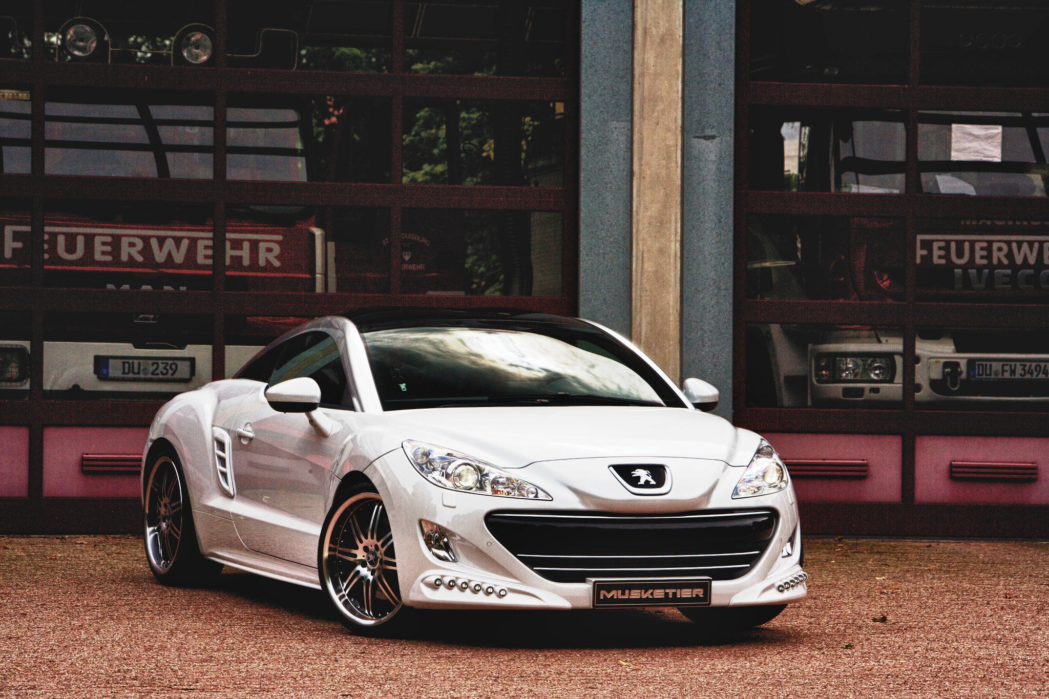 peugeot rcz tuning by musketier motores engines. Black Bedroom Furniture Sets. Home Design Ideas