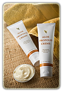 5e57f5737a8 Forever Living Aloe and Bee Propolis Creme is great for very rough dry  skin