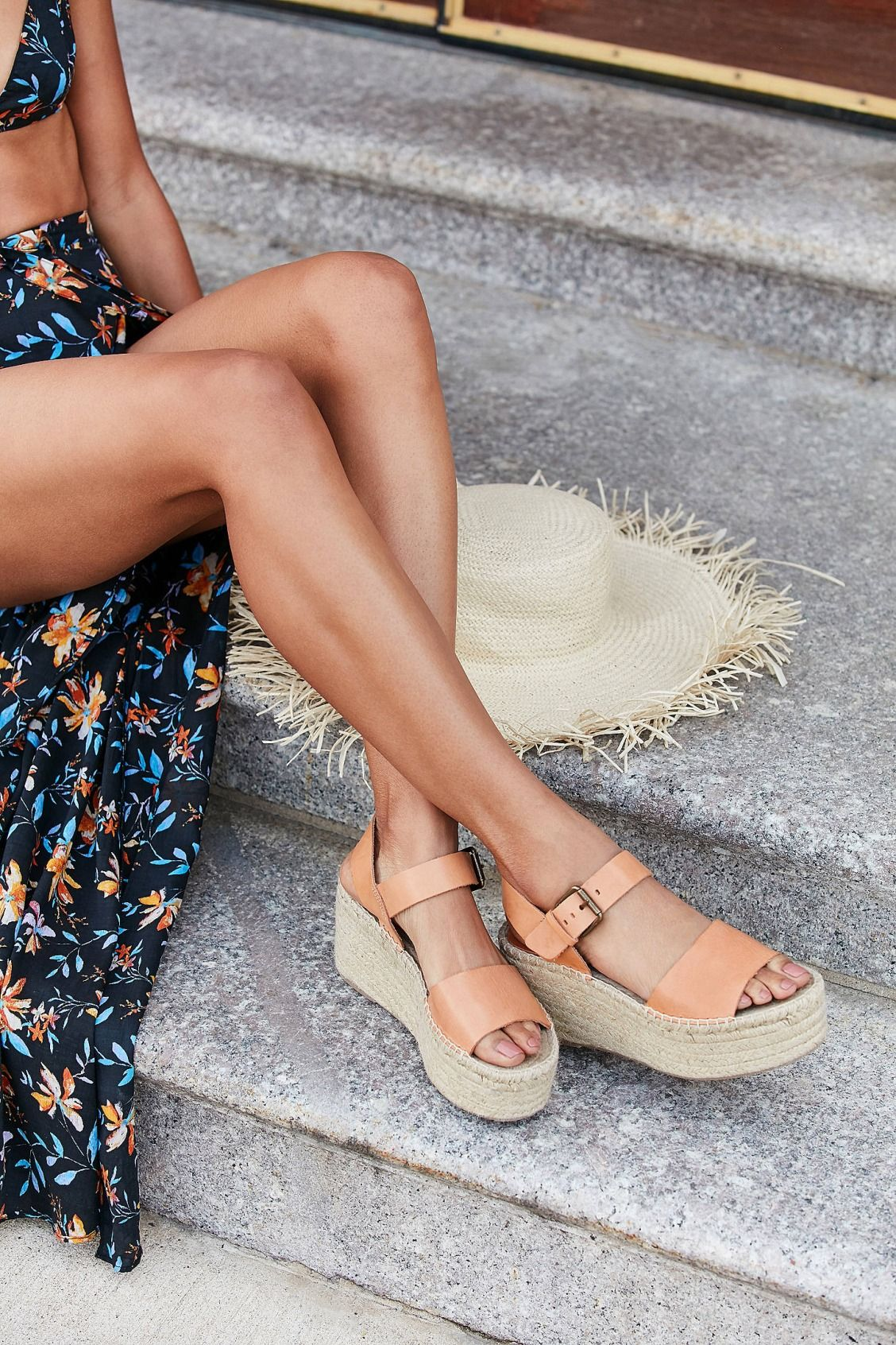 86d6d3c960 If you're looking for some cute platform sandals to wear this summer, then  you won't be disappointed with this selection! Every girl loves a good  heel, ...
