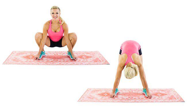 Hip Flexors: Roller Psoas Stretch - List of Stretches ...