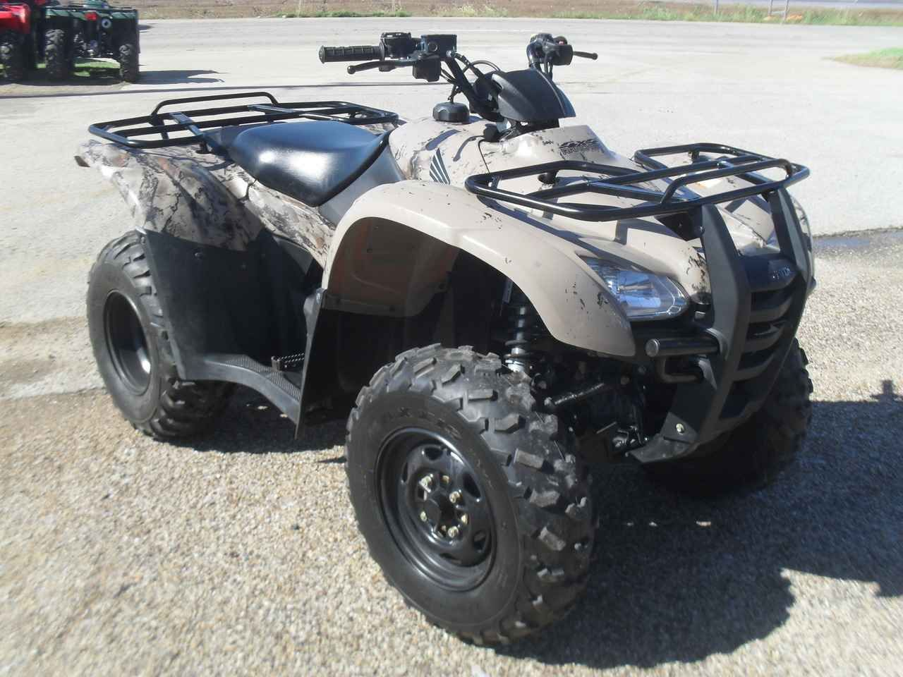 Beautiful Used 2013 Honda FOURTRAX RANCHER 420 4X4 ATVs For Sale In Texas. 2013 Honda  Rancher