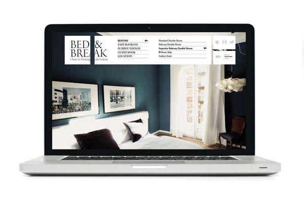 BED & BREAK by Lo Siento, via Behance