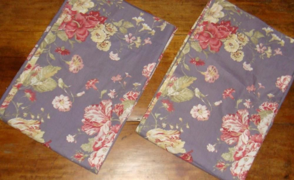 Vintage Waverly Panels Curtain Panels Waverly Garden Room Waverly Floral Fabric Waverly Drapes Garden Room F Panel Curtains Framed Fabric Beautiful Towels