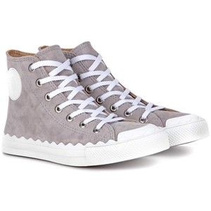 Kyle high-top sneaker Chloé ErWa6QM7
