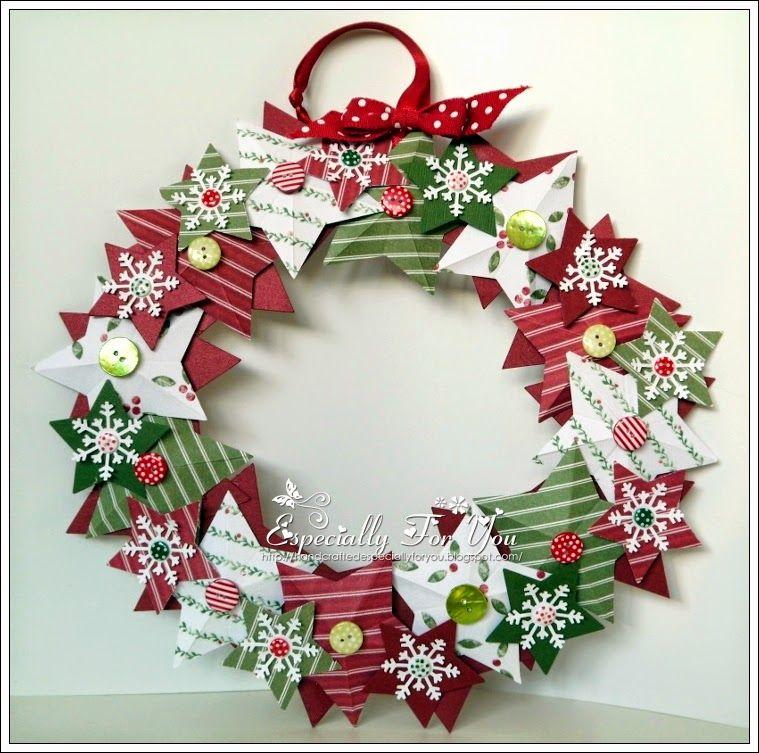 Stars and Stripes at Papertake Weekly Christmas