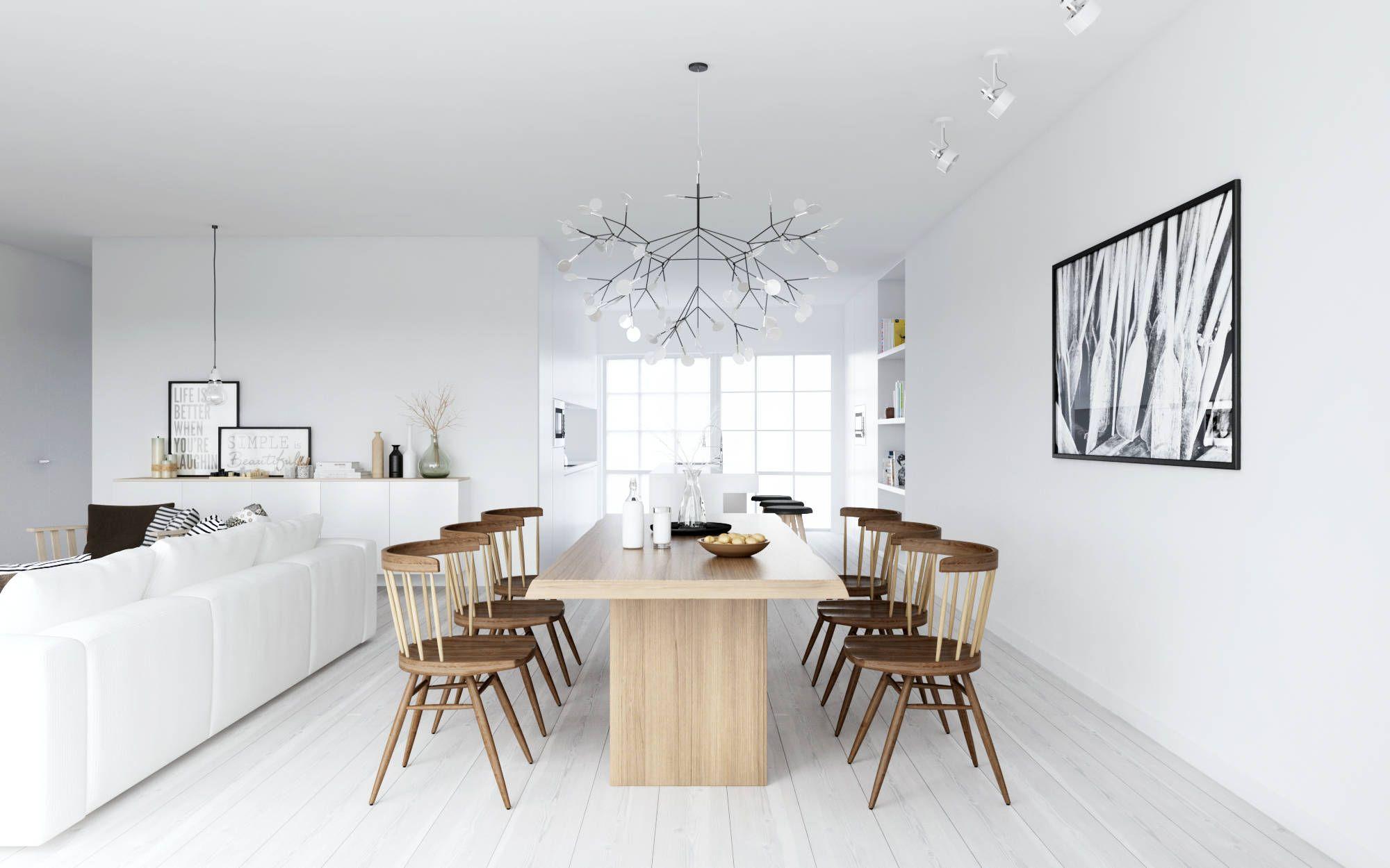 Nordic Interior Design Scandinavian Dining Room Dining Room Design Interior