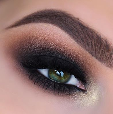 Smokey eyes for days Glam Theory by Preanka