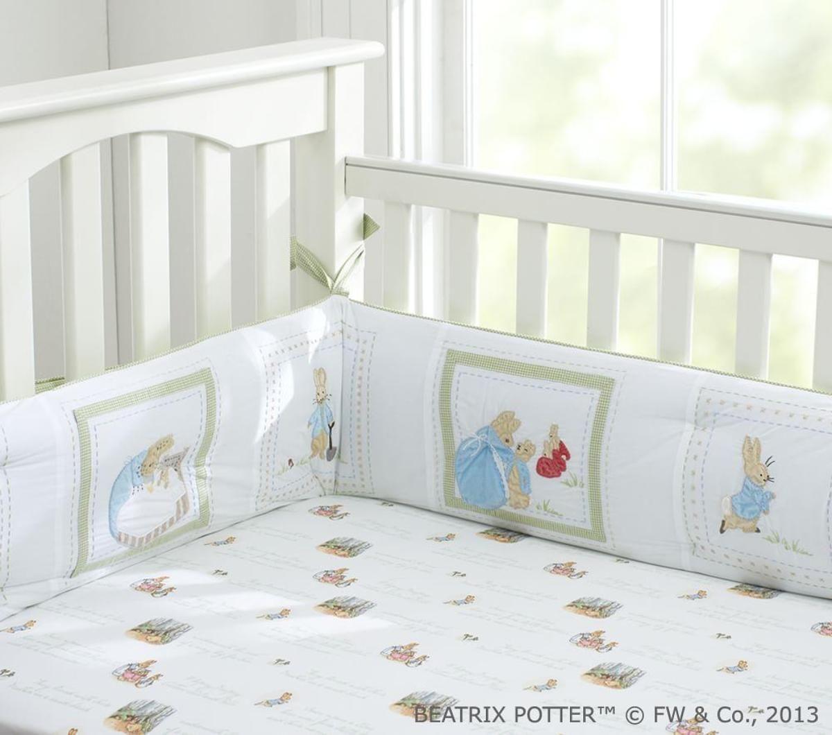 Peter rabbit nursery bedding babies pinterest nursery peter rabbit nursery bedding amipublicfo Images