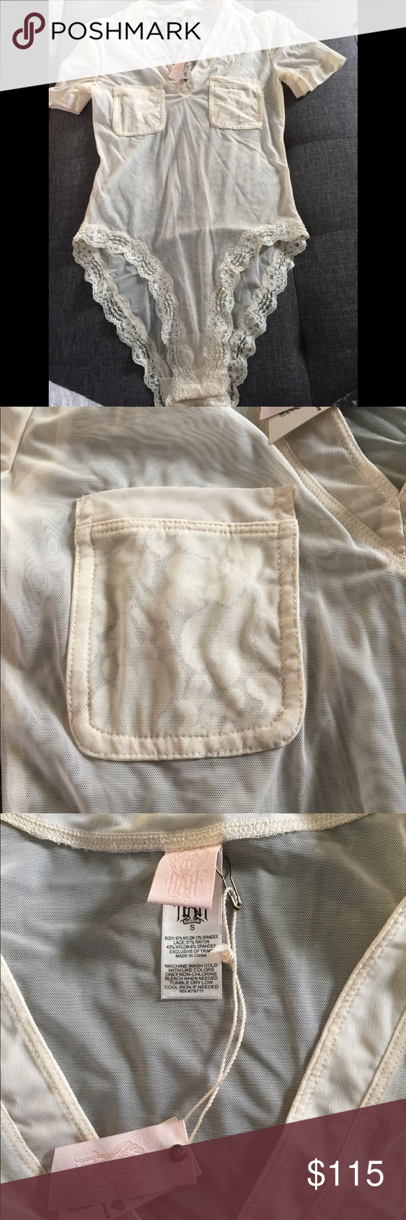 Sheer body suit Sheer. Snap crotch. Never worn. Pockets are patterned so they ar... -  Sheer body suit Sheer. Snap crotch. Never worn. Pockets are patterned so they ar… –  Sheer body - #Body #BodySuitTattoos #crotch #FacePaintings #Patterned #Pockets #Sheer #Snap #Suit #WORN