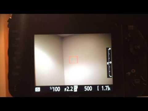 Nikon D750 Unwanted Blackband Problem | Camera Comparison