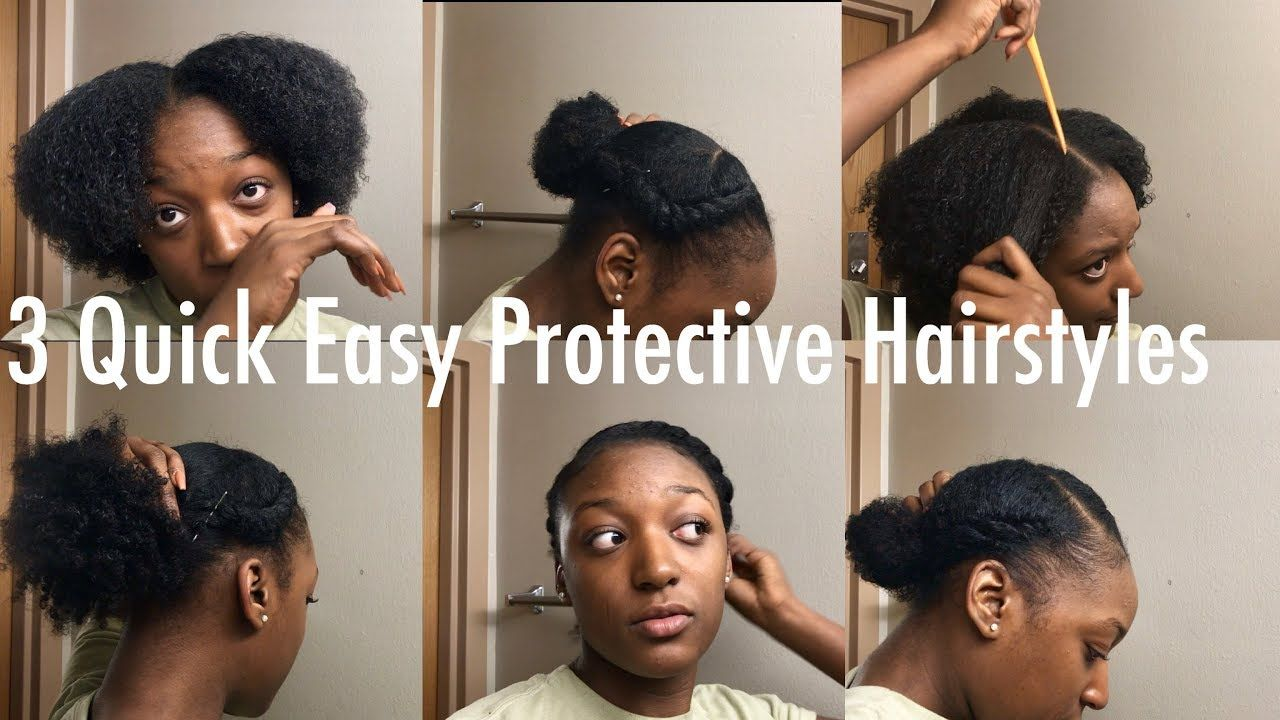 natural hair in basic training| airforce edition - youtube